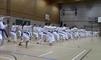 Kinder-Karate Demonstration anlässlich des neuen Kinder-Anfängerkurses
