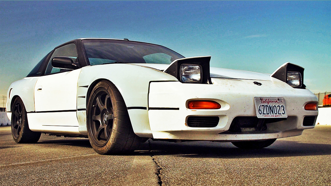 1993 Nissan 240SX Part 4: The 240SS Is Born! (With the Help of an LS3)
