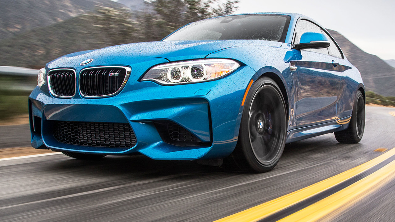 2016 BMW M2: Sometimes a supplement is great, too