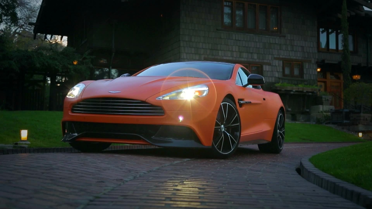 2014 Aston Martin Vanquish: Supercar Looks with GT Moves! - Ignition Episode 53