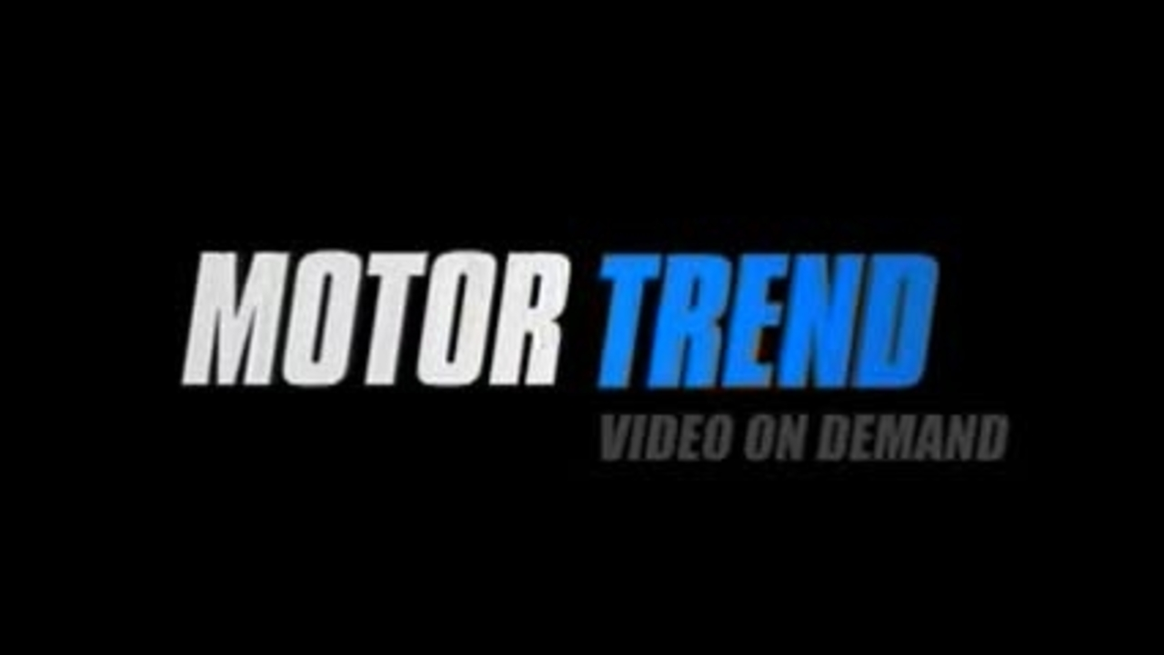 Of The Year: The Contenders - 2009 Motor Trend Car of the Year Video