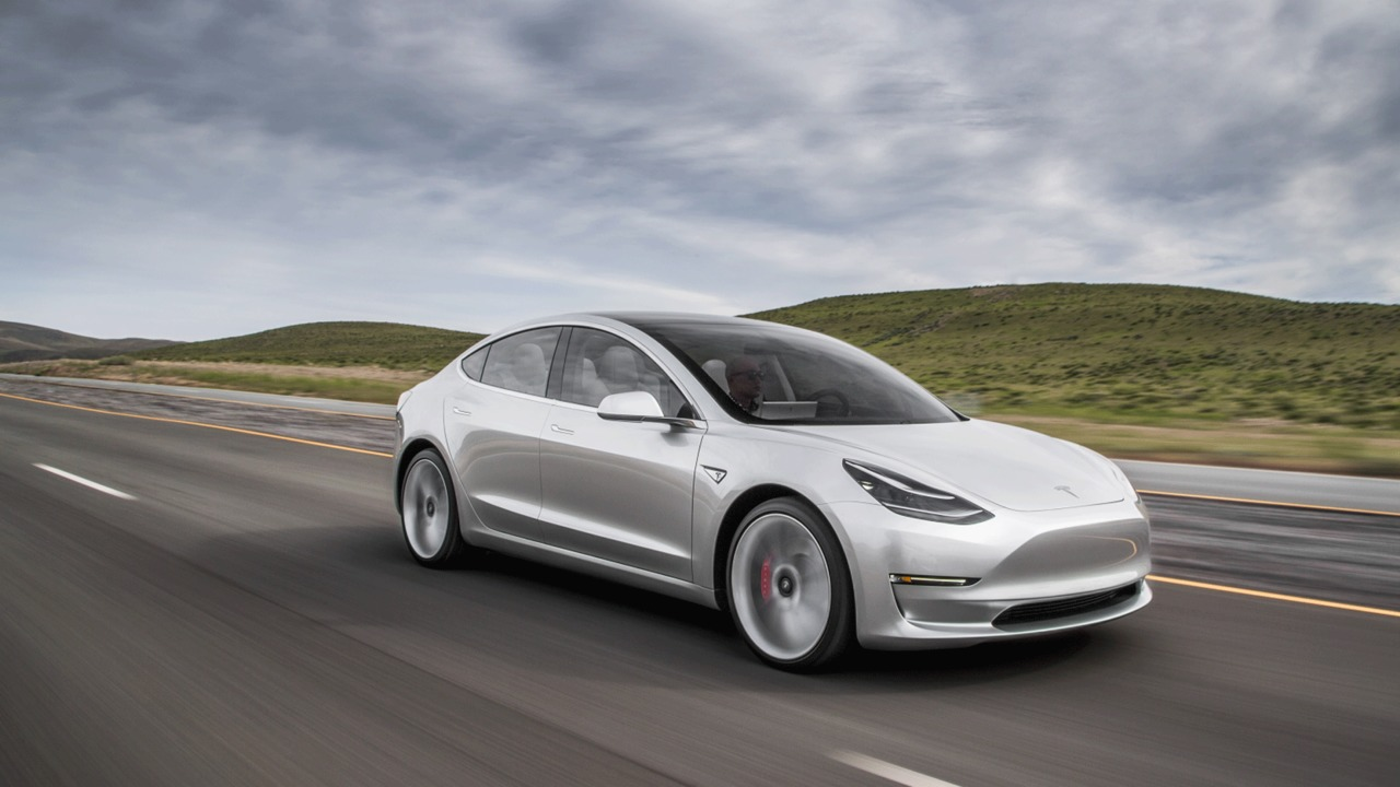 EXCLUSIVE: Tesla Model S, 3 and X at Gigafactory 1
