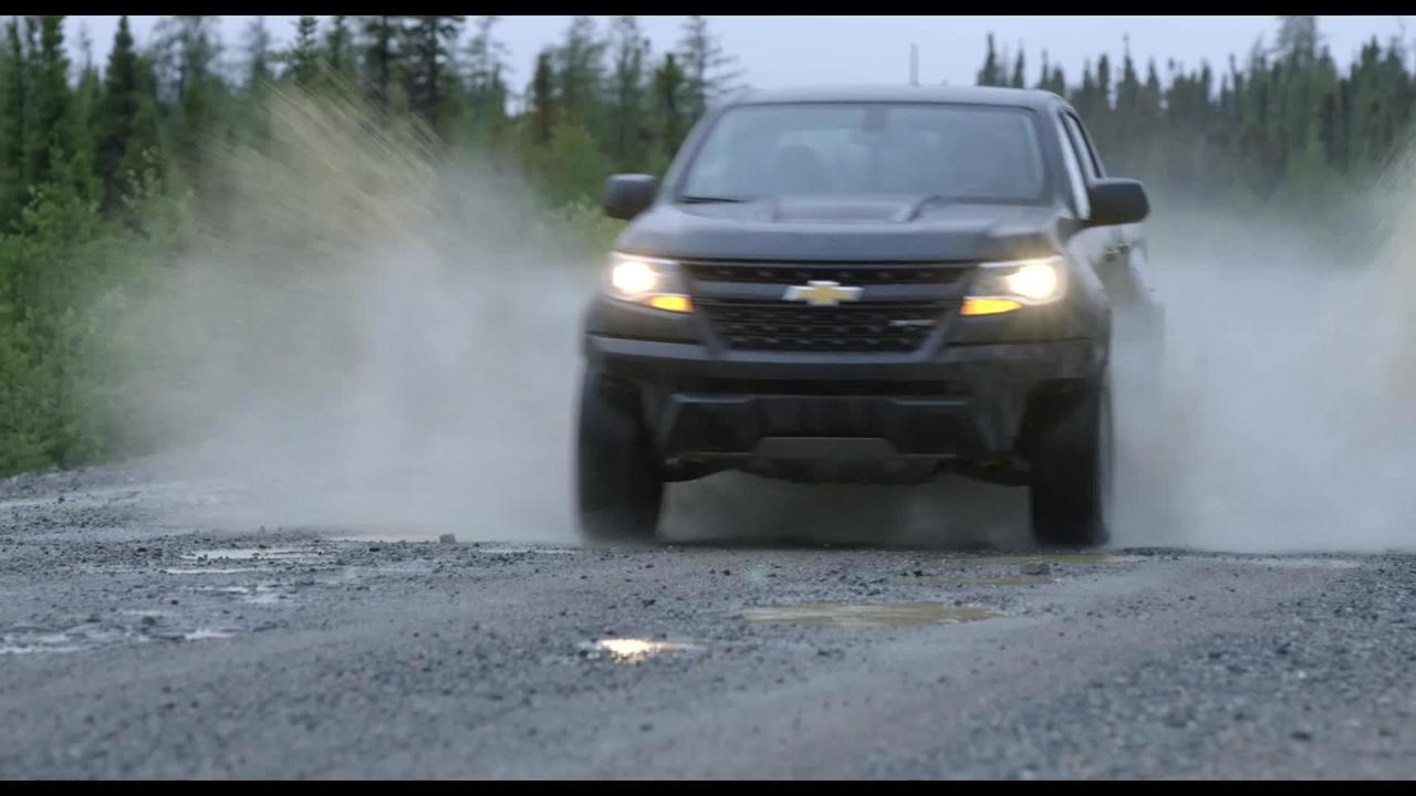 Trans-Labrador Highway Truck Comparison