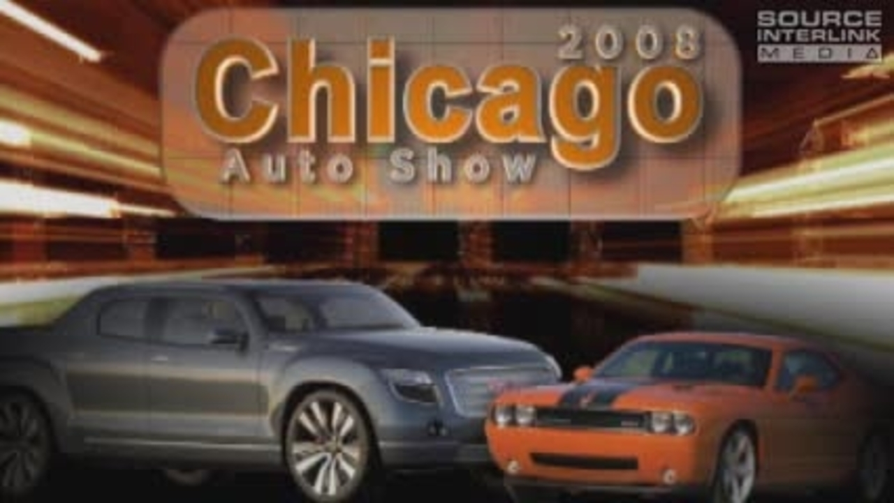 GMC Denali XT Concept Overview at the 2008 Chicago Auto Show
