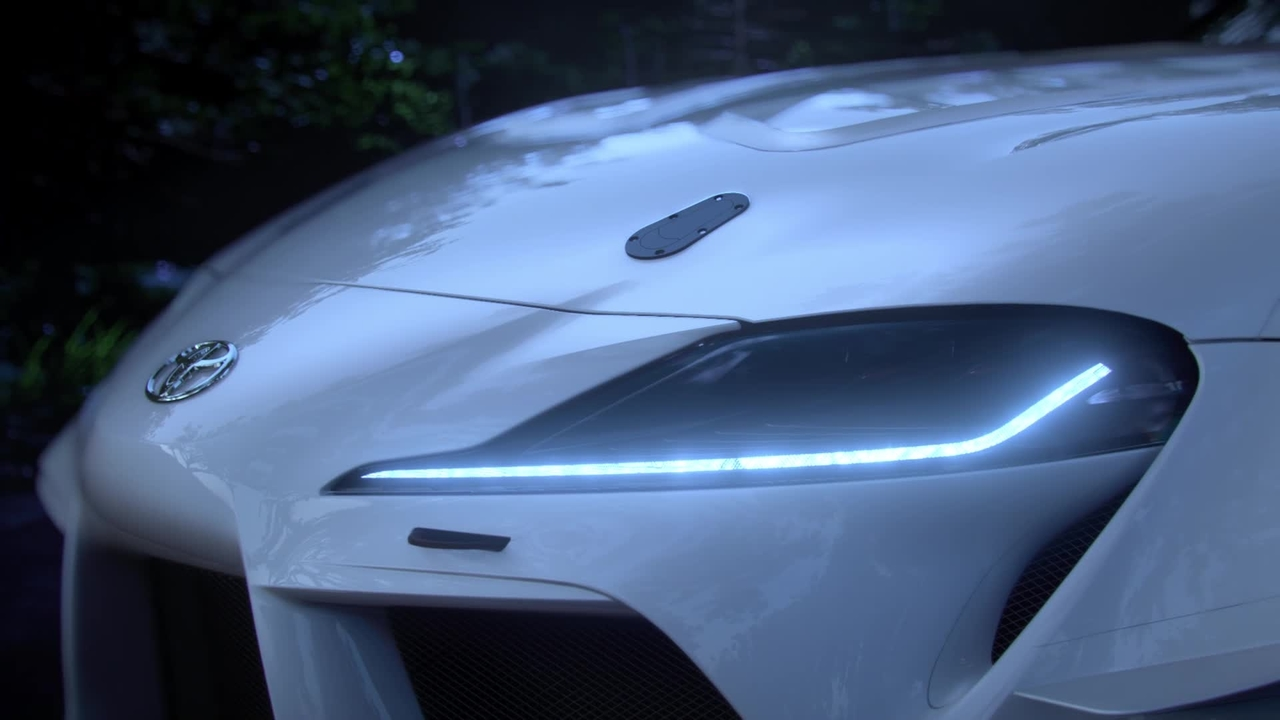 Toyota GR Supra Racing Concept Preview