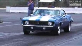 1969 Camaro Dragstrip Test