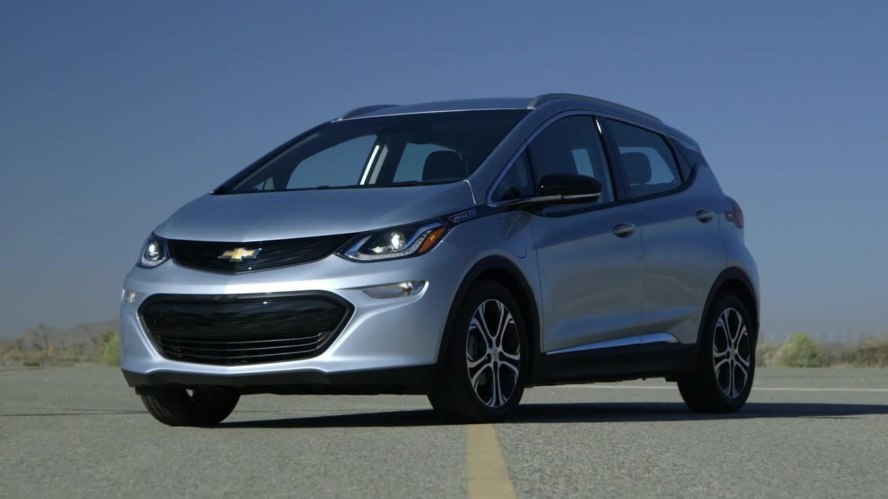 2018 Chevrolet Bolt Ev Reviews And Rating Motor Trend