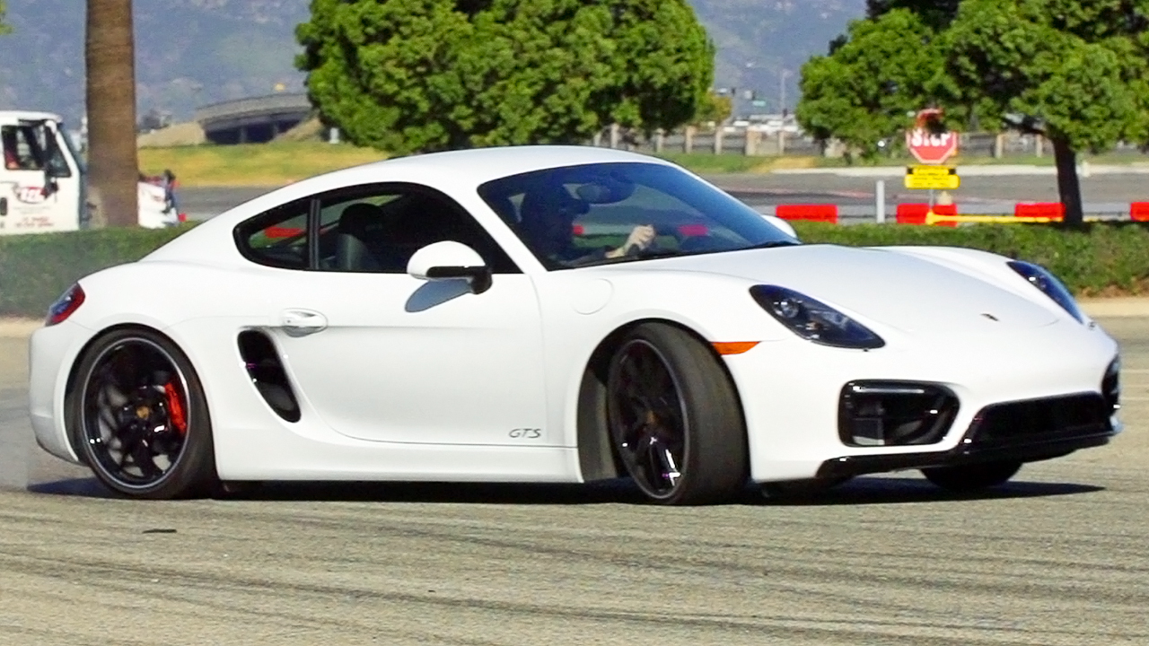 2015 Porsche Cayman GTS: Mid Engine Perfection & The Biggest Threat to the 911!