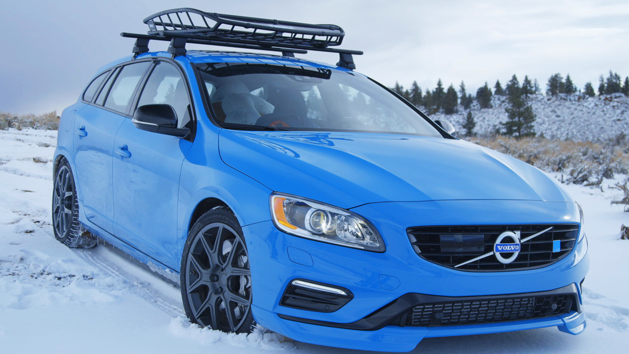 2016 Volvo V60 Polestar: the hottest wagon of them all?