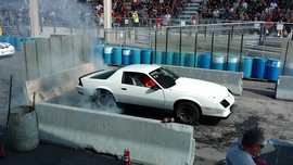 2016 GM Nationals Burn Out Contest