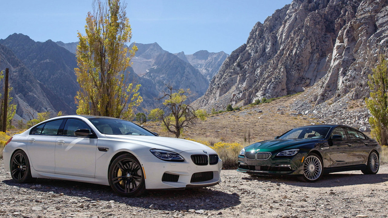 Alpina B6 Versus BMW M6Which Is a Better Gran Coupe?