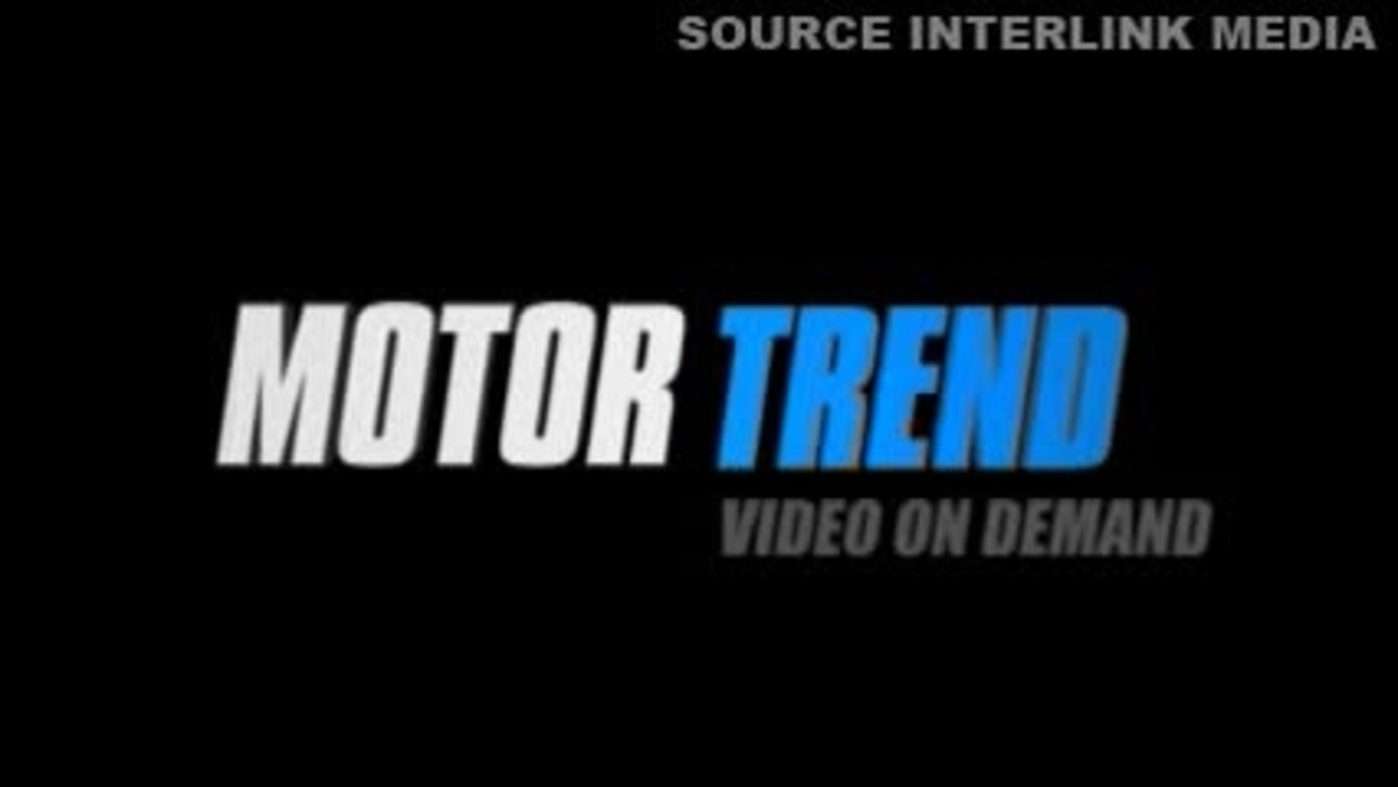 Of The Year: Winner - 2008 Motor Trend Sport/Utility of the Year Video