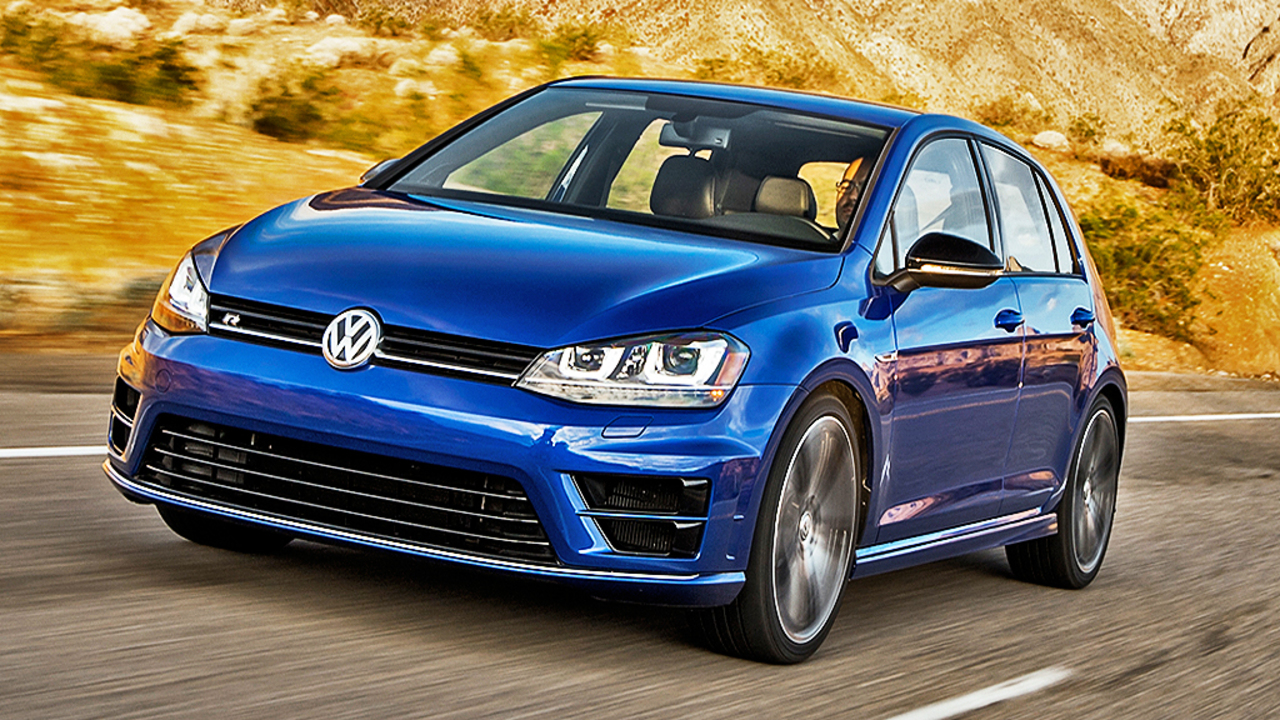 2015 Volkswagen Golf R: The Hot (and Refined) Hatchback
