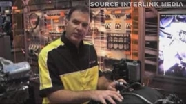 2007 PRI Show: GM Performance LS Engine Control Harness Video