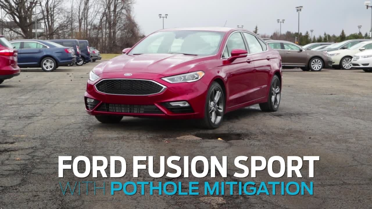 2017-Ford-Fusion-V6-Sport-pothole-mitigation-feature