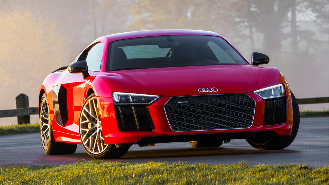 2017 Audi R8 V10 Plus: Can Audi's Supercar Avoid the Sophomore Slump?