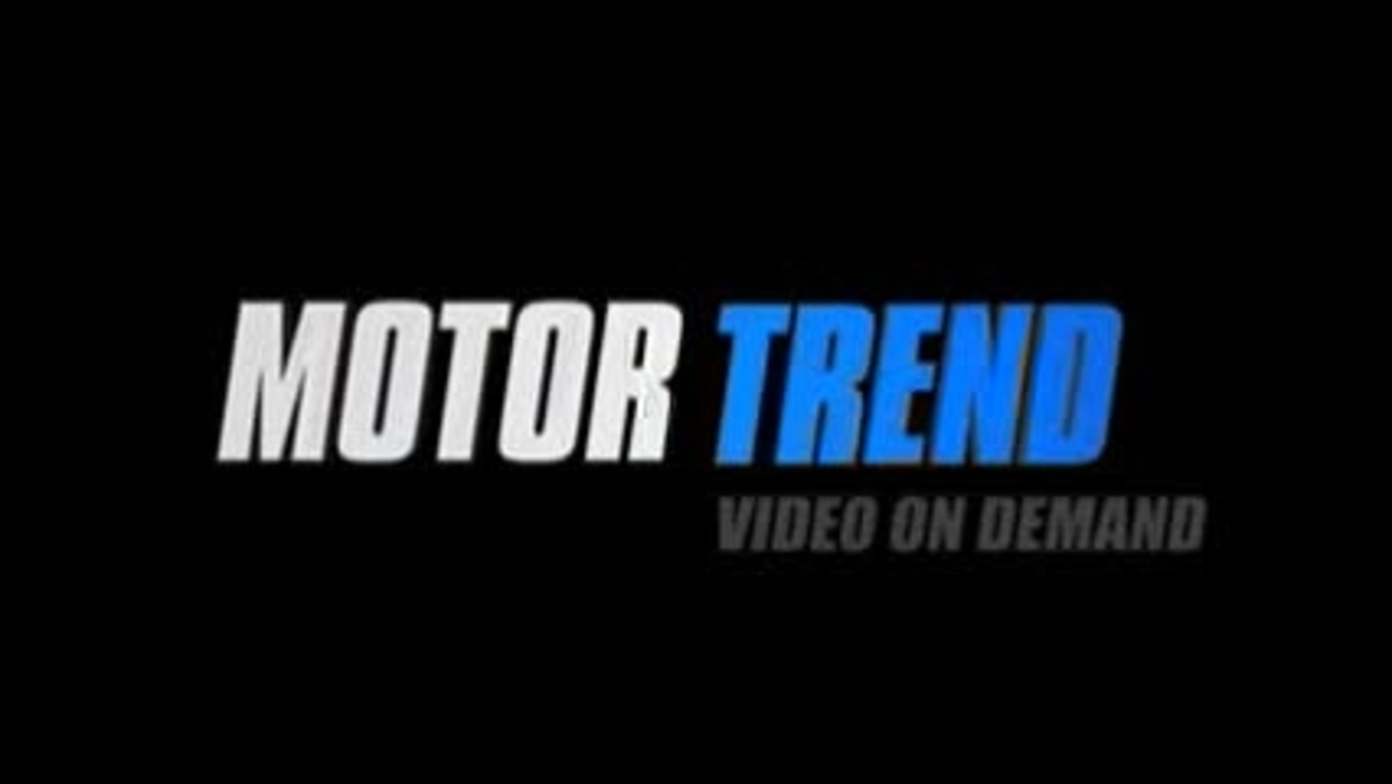 Of The Year: The Winner - 2009 Motor Trend Car of the Year Video