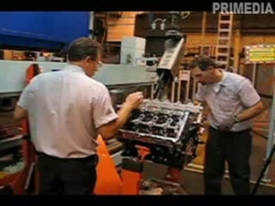Dream Factories: Building the Shelby GT500 Engine Video