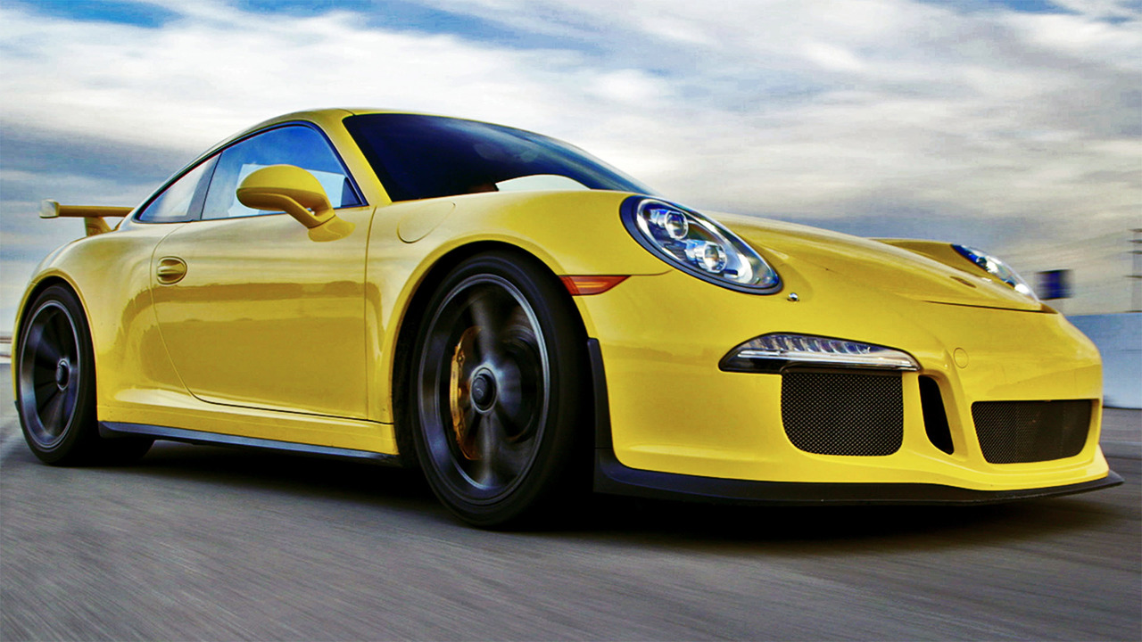 2015 Porsche 911 GT3: The Ultimate Drivers 911?