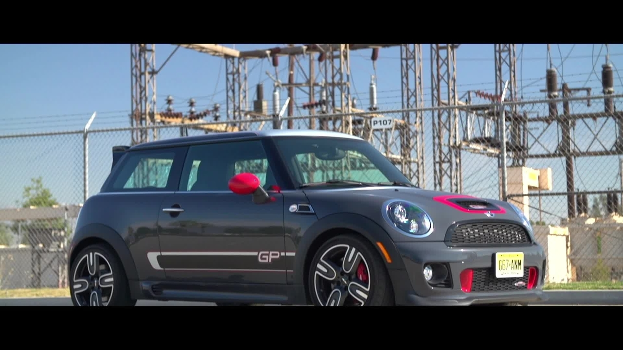 2013 Mini John Cooper Works GP: King of the Hot Hatches? - Ignition Ep. 103