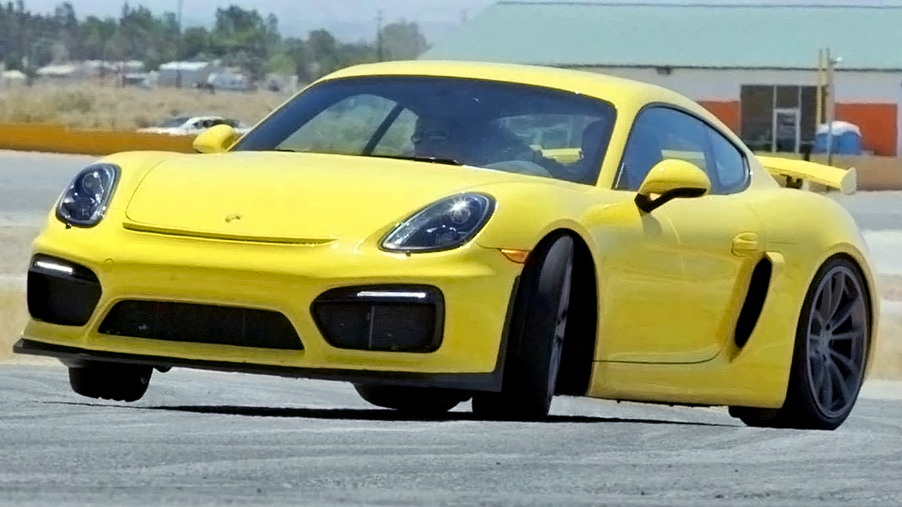 2016 Porsche Cayman GT4: Can The Cayman Finally Beat The 911? - Ignition Episode 138