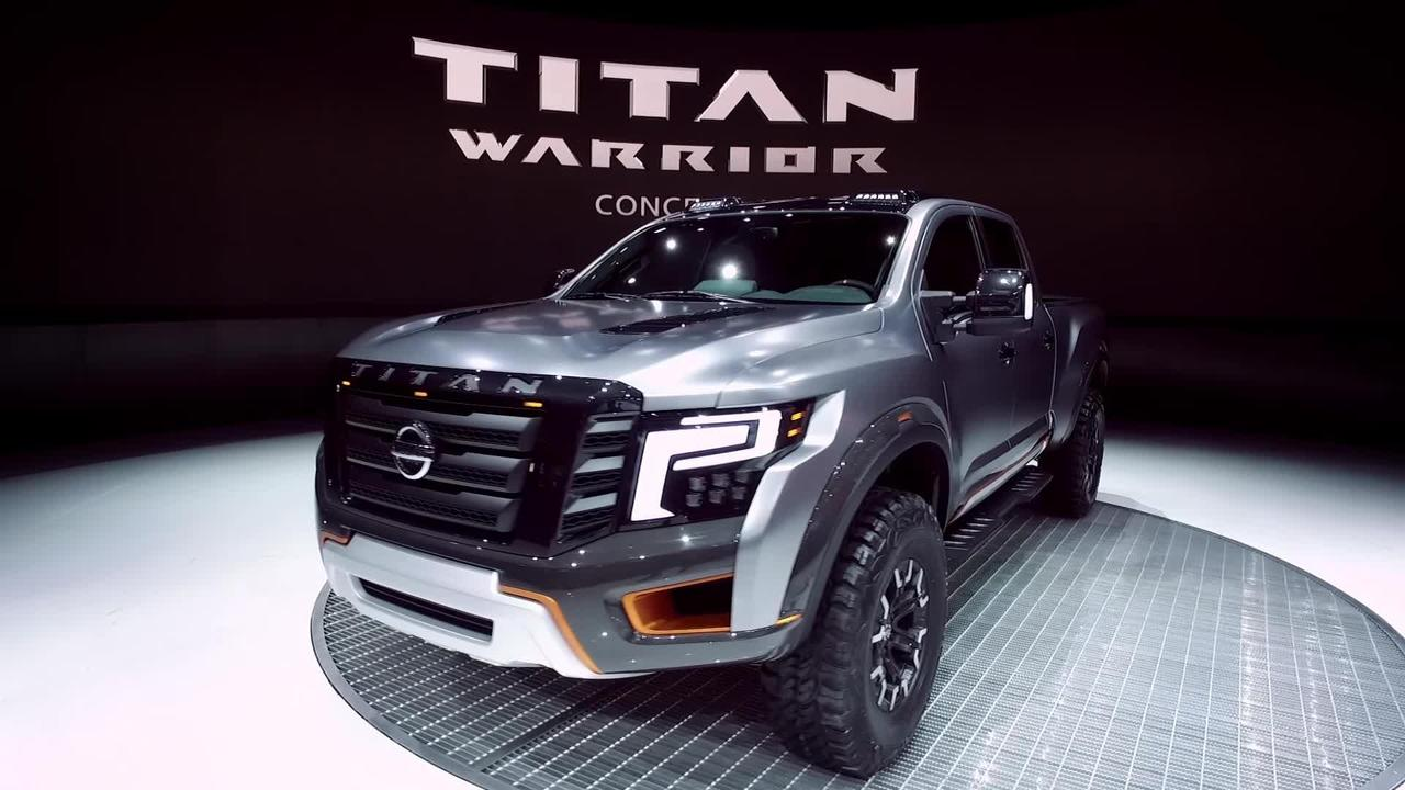 2016 NAIAS Best Trucks