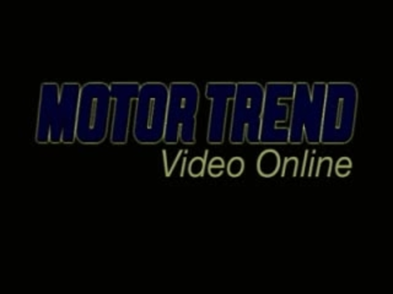 2003 Detroit: Ford Mustang GT Concepts Video