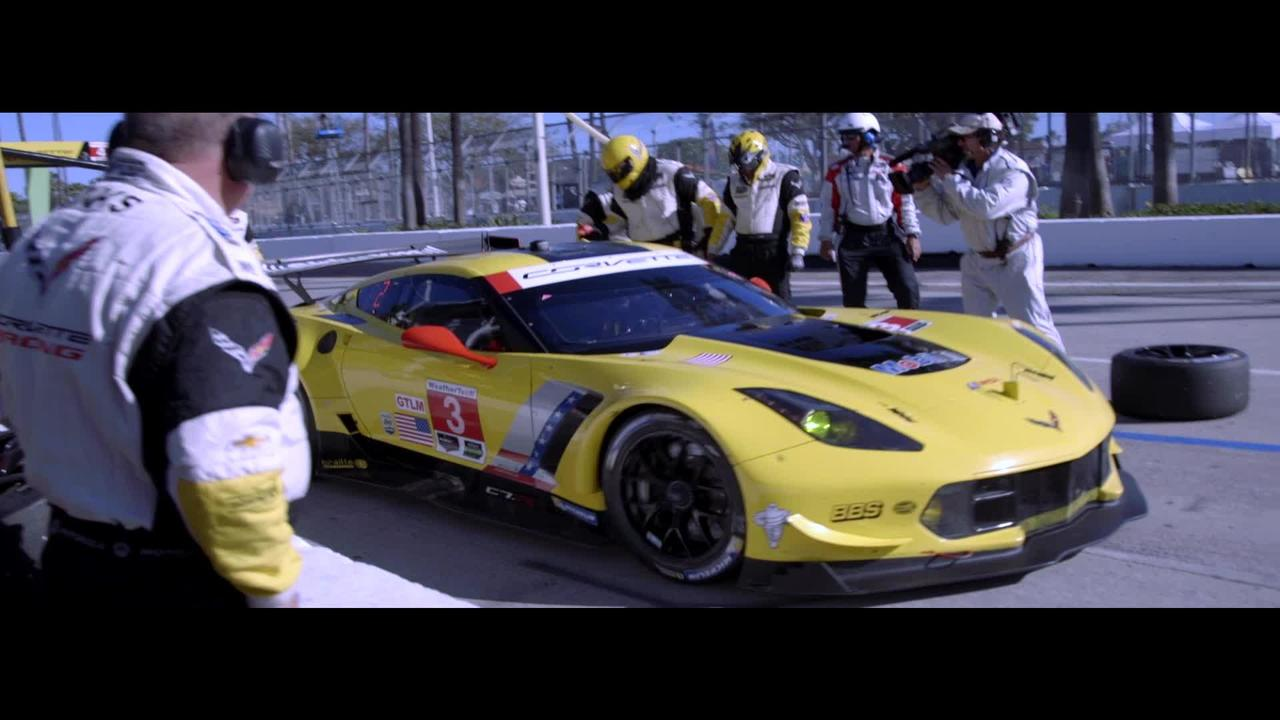 Motor Trend's Road to Le Mans 2016 with Corvette Racing