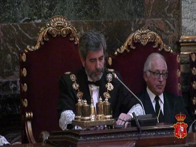 Consuelo Madrigal toma posesión como Fiscal General del Estado