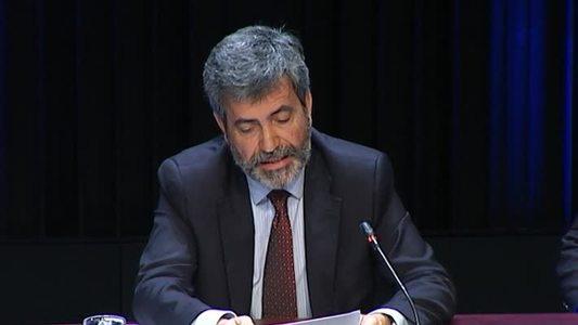 VIDEO: Carlos Lesmes interviene en la inauguración de la 58 reunión anual de la Unión Internacional de Magistrados