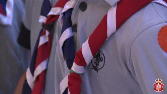 VIDEO: Los boy scouts, primeros visitantes de las Jornadas de Puertas Abiertas del Tribunal Supremo