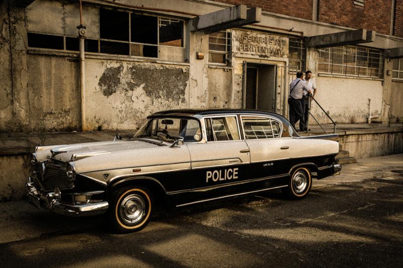 POLICE CAR (1 of 1)