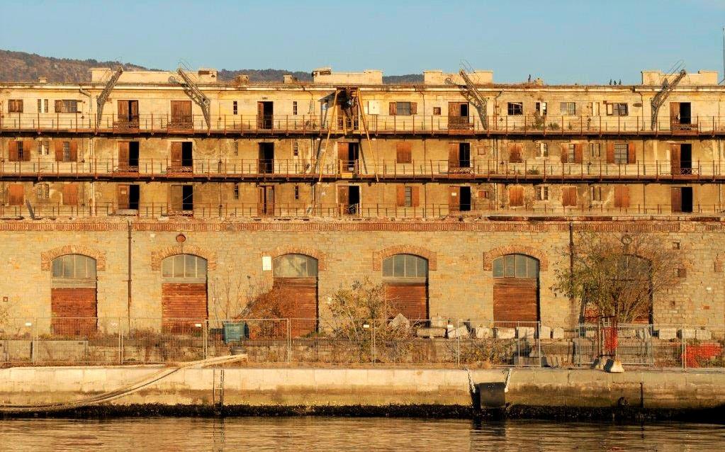 Trieste Old Port