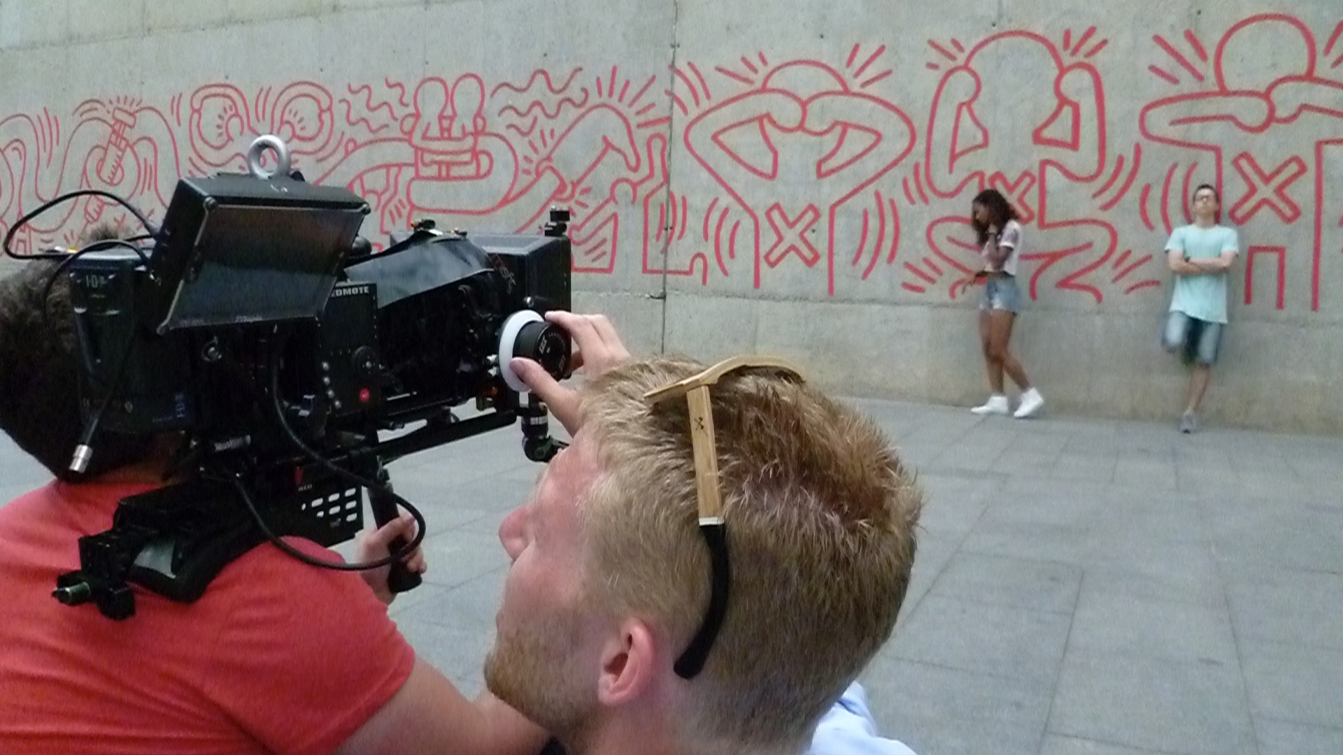 Music Video Barcelona