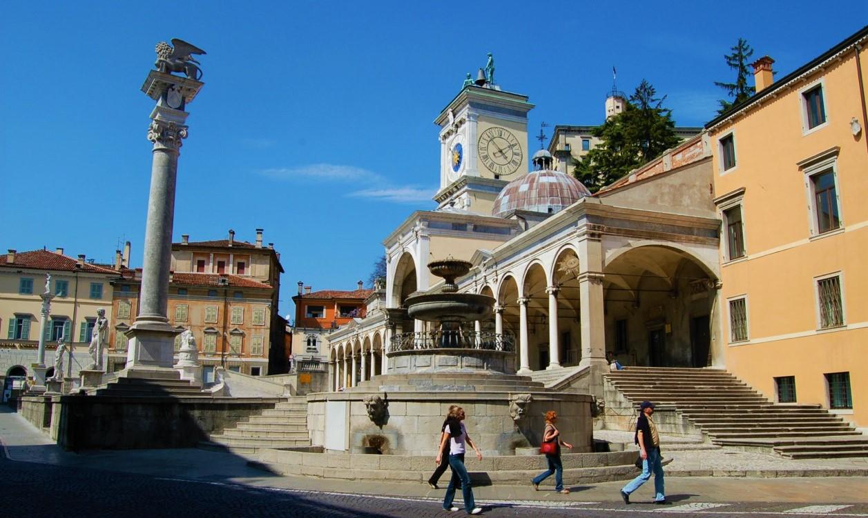 Udine Square