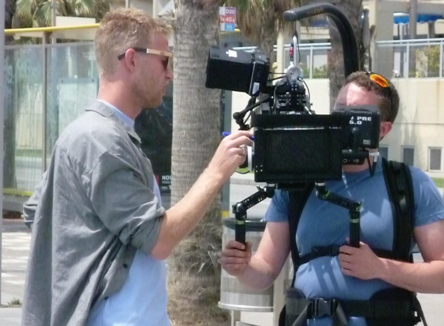 Music Video shooting