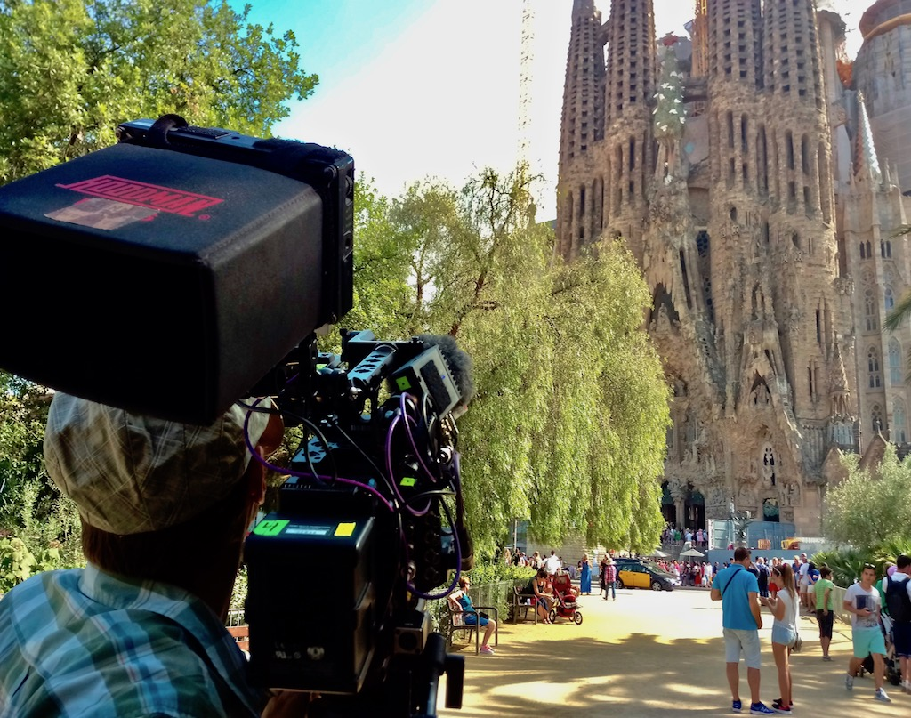 documentary crew Spain