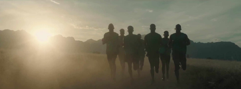 alibaba marathon runners