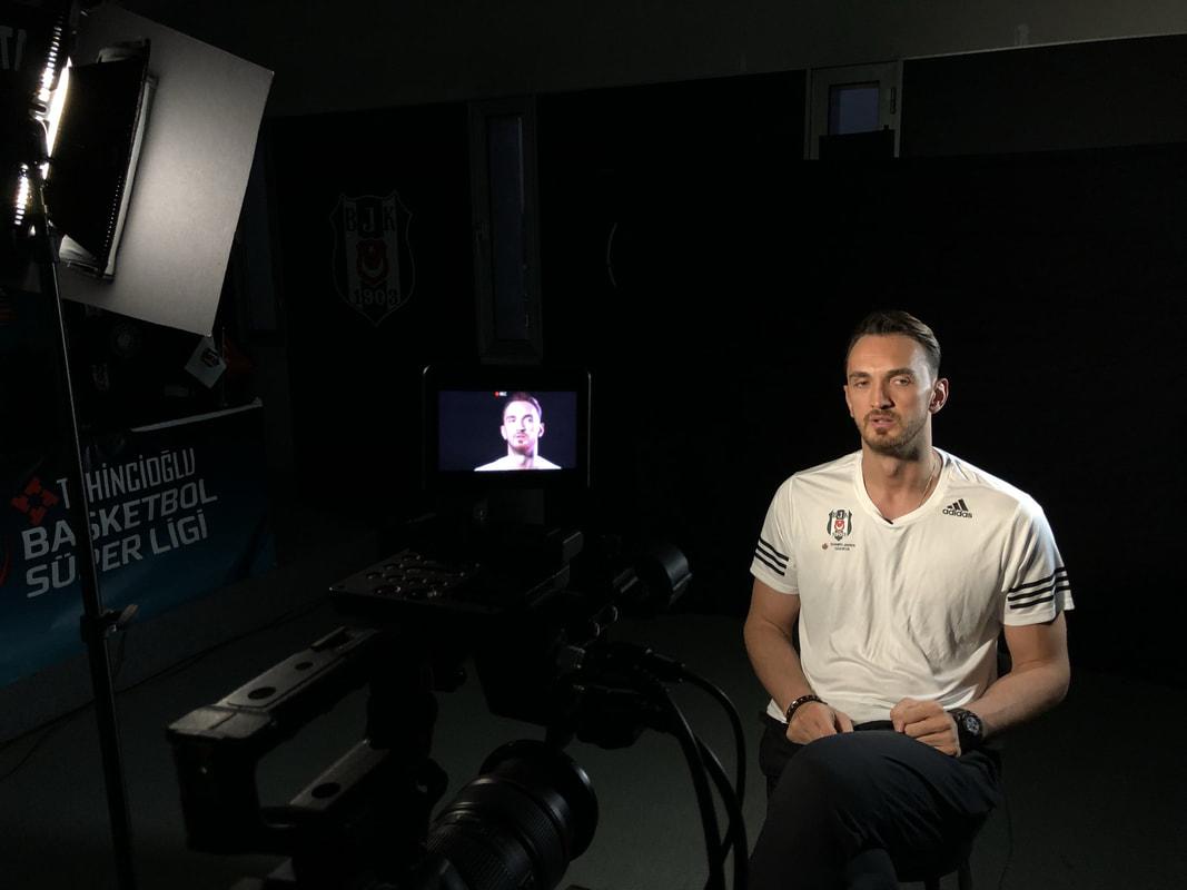 interview filming turkey