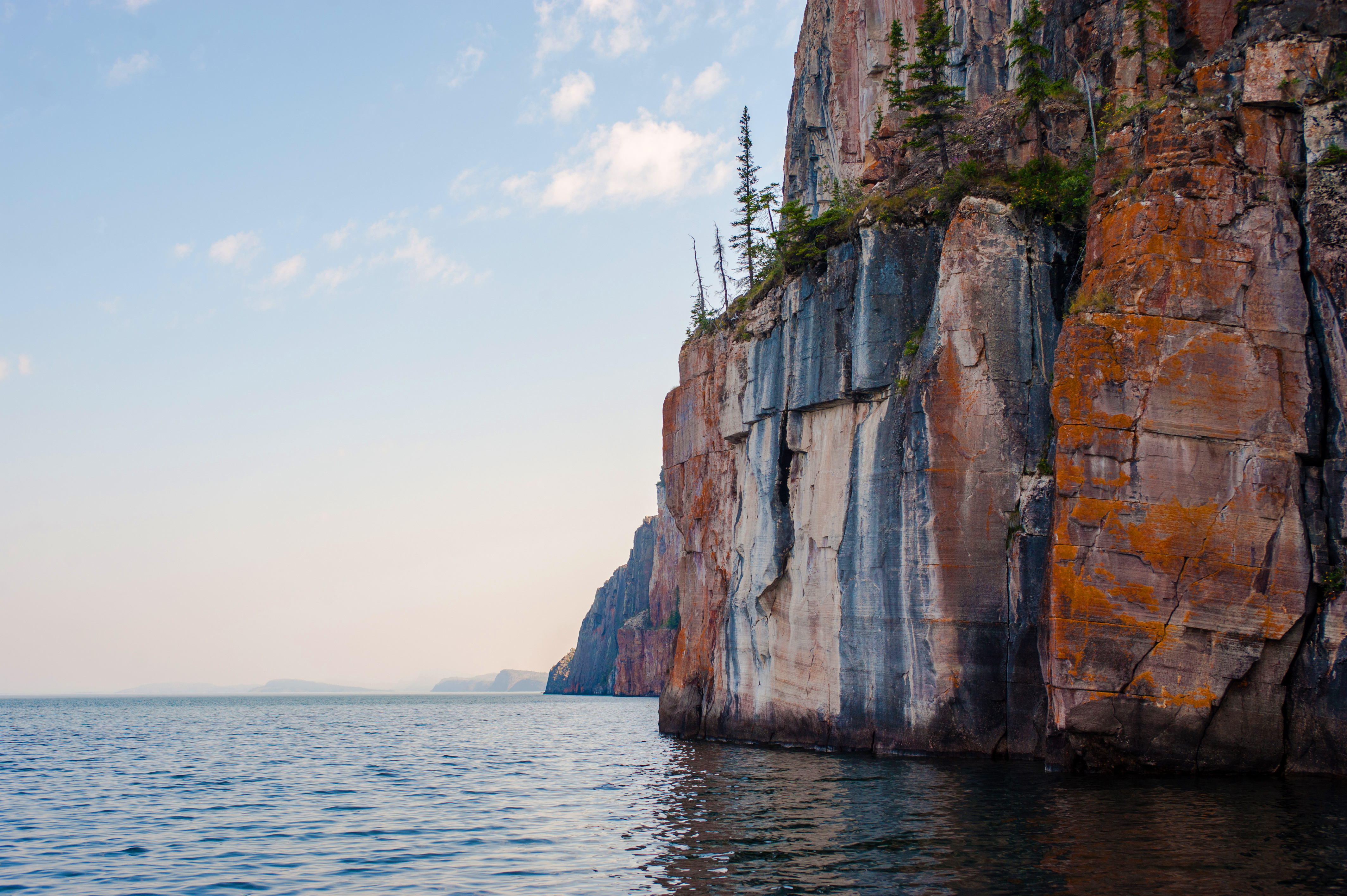 Great Slave Cliffs