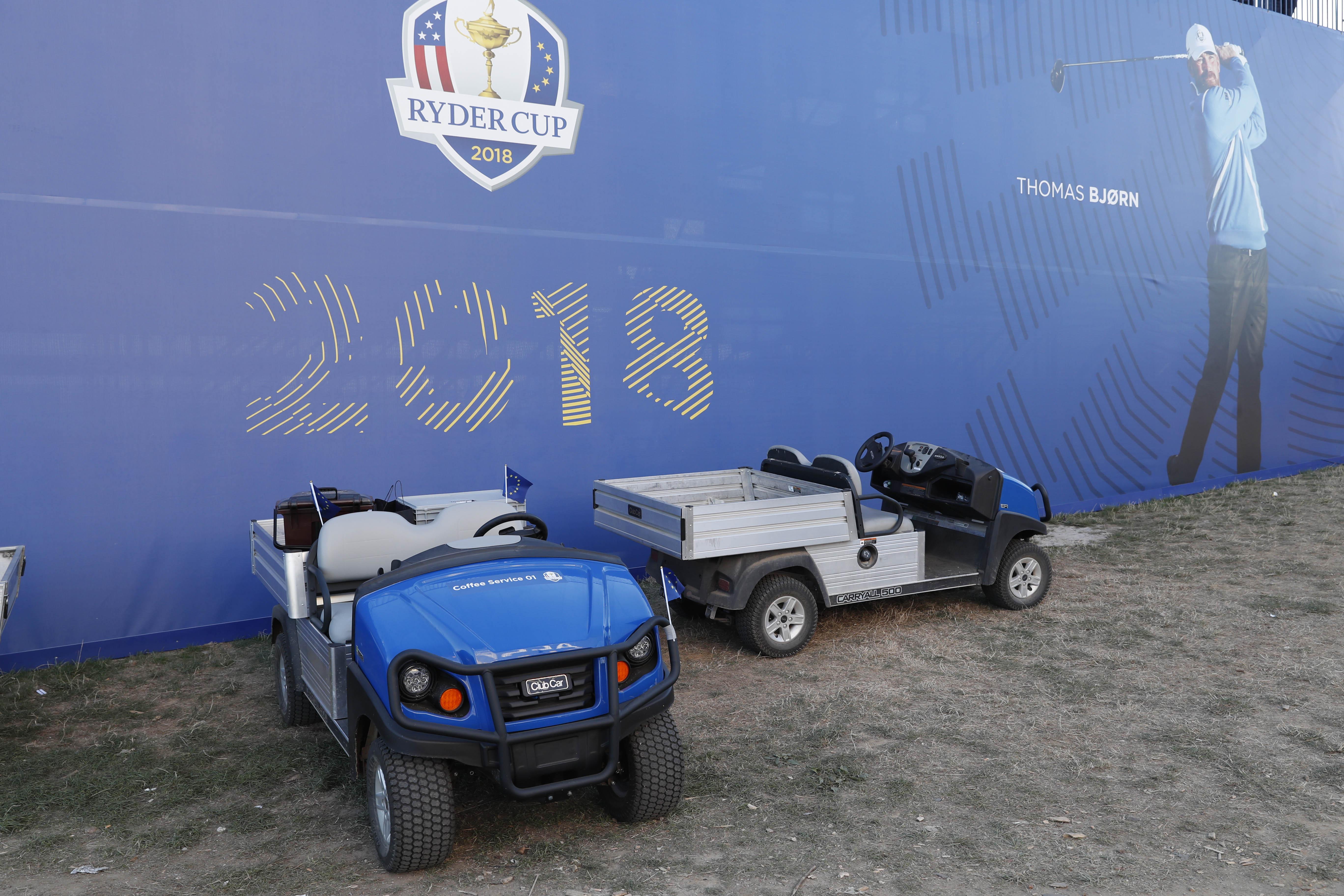 Club Car - RC2018_Utility Vehicles_Grandstand
