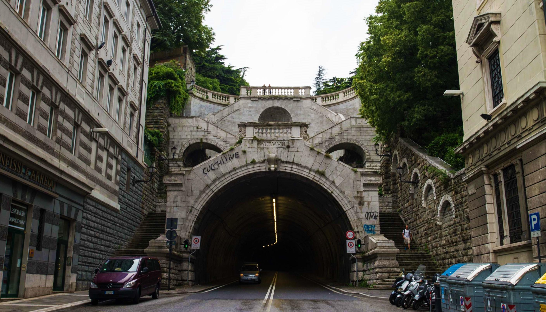 Trieste Tunnel