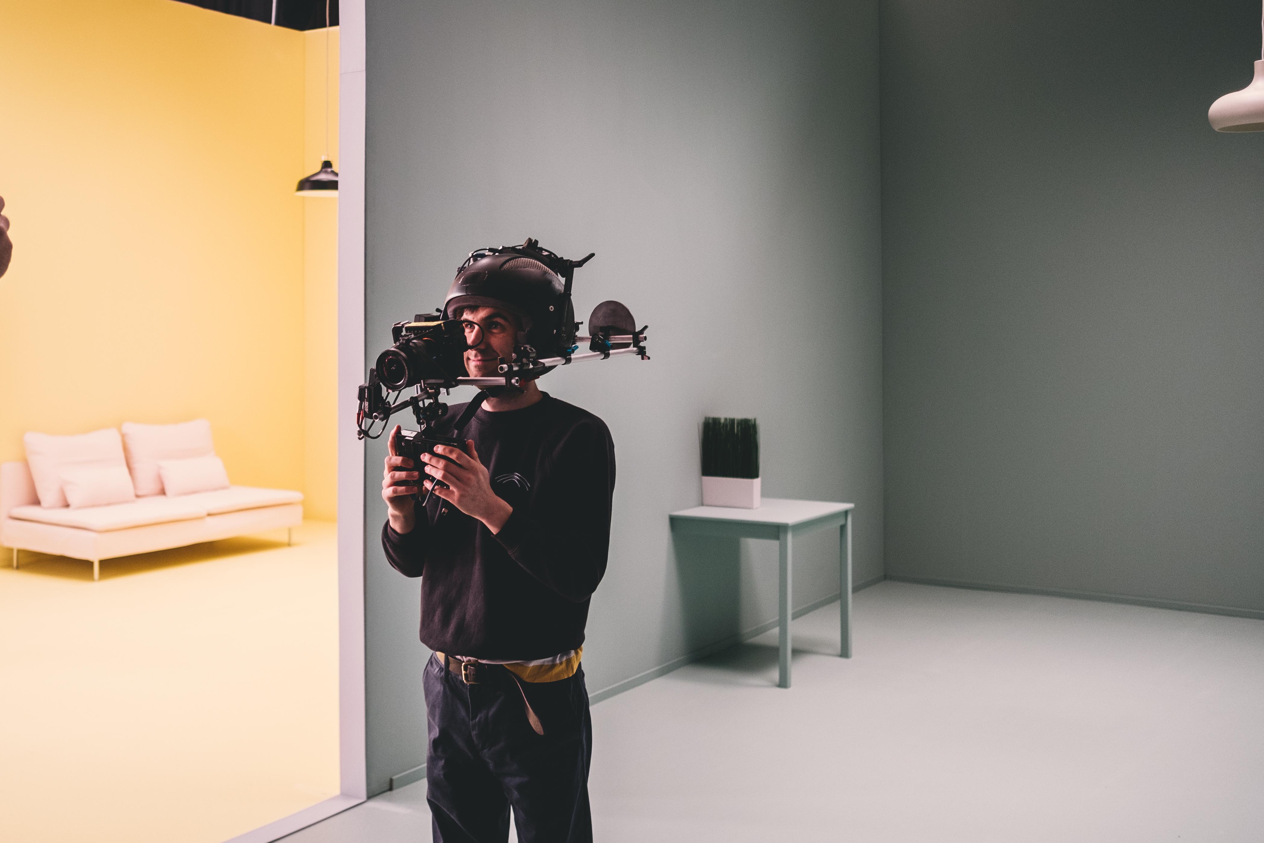 Director, Ben Reed