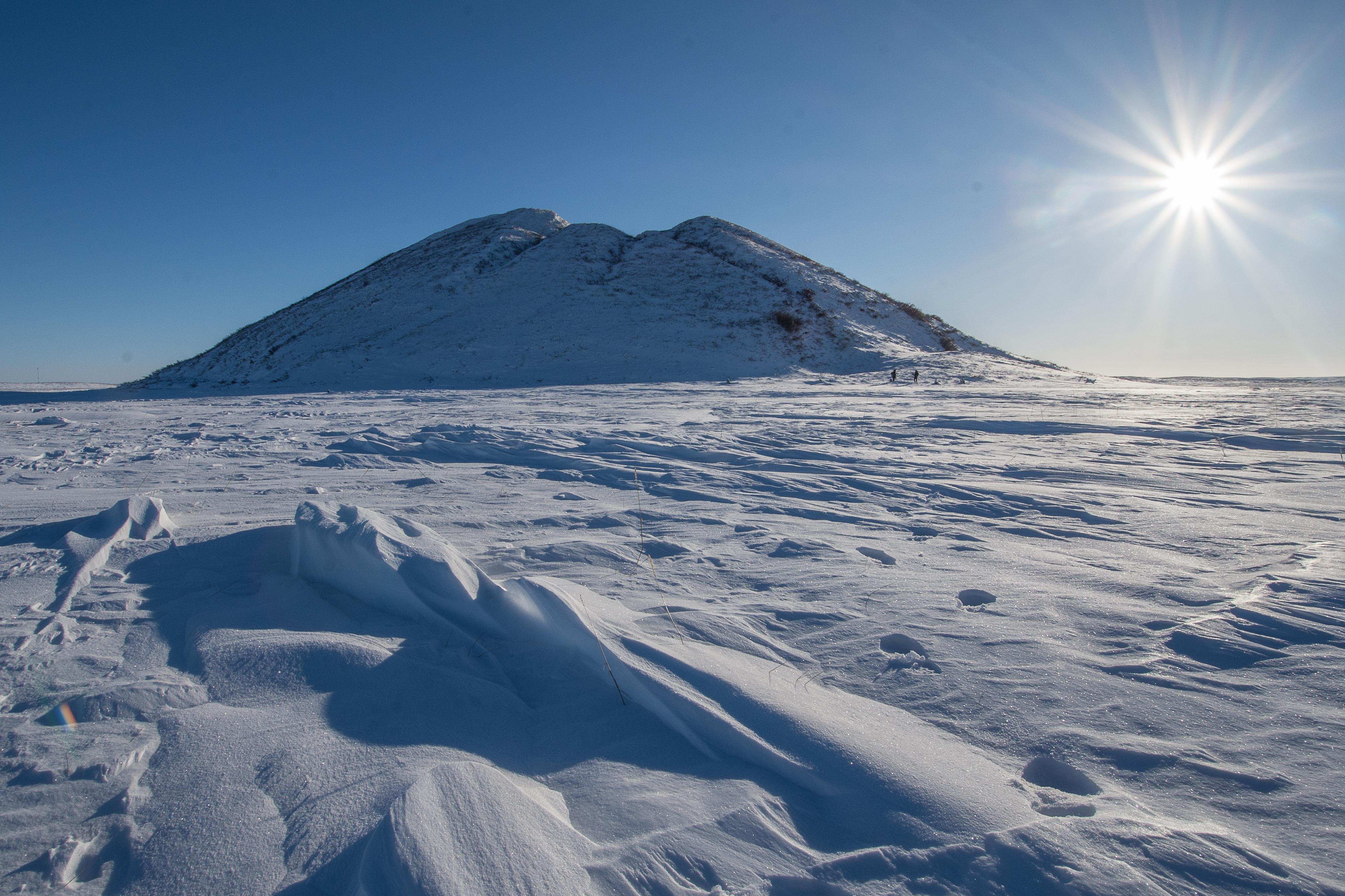 Pingo, Arctic Coast