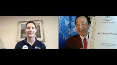 FAO Director-General QU Dongyu designates European Space Agency astronaut Thomas Pesquet FAO Goodwill Ambassador