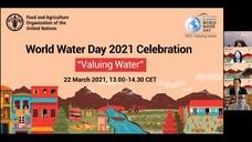 Celebration of World Water Day 2021