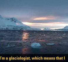 How will climate change affect glaciers and ice sheets
