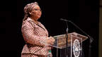 Leymah Gbowee -  2011 Nobel Peace Prize recipient