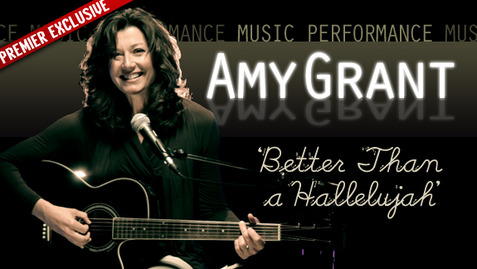 Amy Grant - Better Than A Hallelujah (Acoustic)