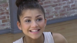 Radio Disney's Jake goes behind the scenes with Zendaya and Val!